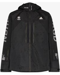 Details about adidas Originals BR8 Windbreaker Anorak Jacket Grey Pink White Reflective Men XL