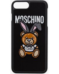 Moschino - Playboy Iphone 7 Plus Case - Lyst