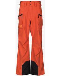 Helly Hansen Elevation Shell Ski Pants - Orange