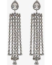 DANNIJO | Sade Chandelier Earrings | Lyst