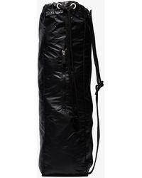 NO KA 'OI Black Yoga Bag