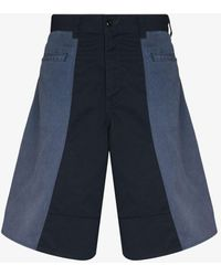 Liam Hodges Unified Work Shorts - Blue