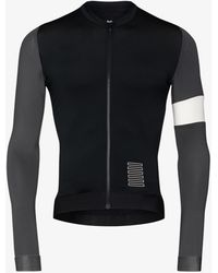 Rapha Pro Team Cycling Jersey Top - Gray