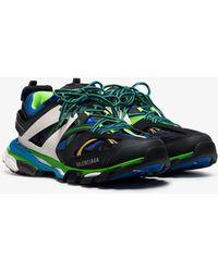 ccb18ff6b0ac0 Lyst - Balenciaga Multicoloured Triple S Sneakers for Men
