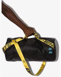 Off-White c/o Virgil Abloh Duffle Holdall Bag - Black