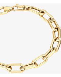 Adina Reyter 14k Yellow Italian Chain Bracelet - Metallic