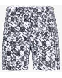 Orlebar Brown Laurito Swim Shorts - Blue