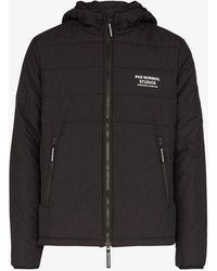 Pas Normal Studios Black Off-race Thermal Jacket
