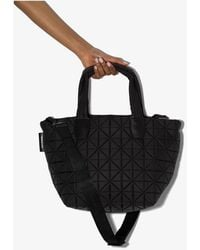 VeeCollective Vee Small Tote Bag - Black