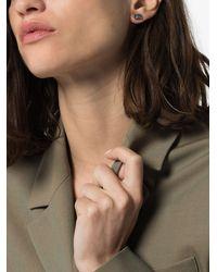 Melissa Joy Manning - 14k Yellow Gold Labradorite Stud Earrings - Lyst