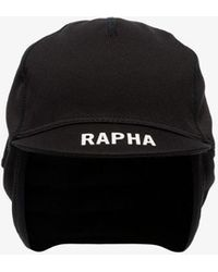 Rapha Pro Team Logo-print Winter Hat - Black