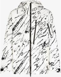 Burton Ak Cyclic Gore-tex Jacket - White