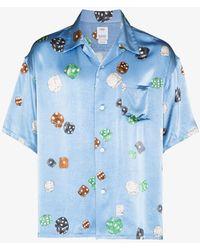 Visvim - Wallis Printed Shirt - Lyst