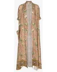 Chufy - Kinyei Linen Robe - Lyst