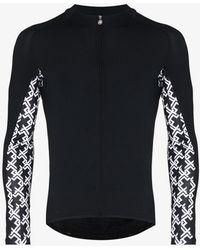Assos Mille Gt Long Sleeve Jersey - Black