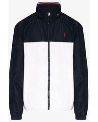 Polo Ralph Lauren Amherst Hooded Jacket - Blue