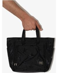 Porter Flag Tote Bag - Black
