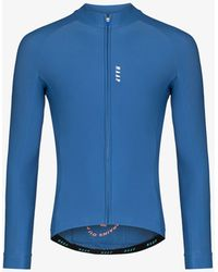 MAAP Training Long Sleeve Compression Top - Blue