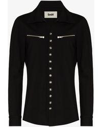GmbH Gaie Interlock Shirt - Black
