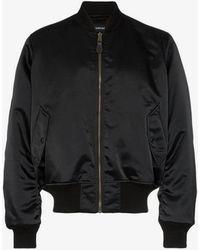 Balenciaga - Techno Bomber Jacket - Lyst