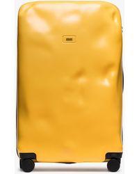 Crash Baggage Icon Rolling Cabin Bag - Yellow