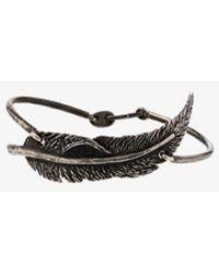 M. Cohen Feather Solstice Bracelet - Metallic