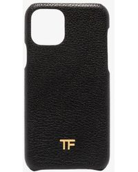 Tom Ford Womens Black Iphone 11 Pro Case
