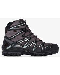 Salomon S/LAB Xt-quest Hi Gtx Adv Mid-top Boots - Black