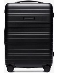 Horizn Studios H5 Four-wheel Cabin Suitcase 55cm - Black