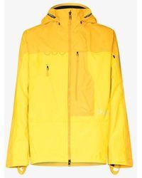 Burton Ak 457 Gore-tex Pro Guide Jacket - Yellow