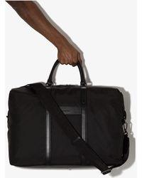 Ermenegildo Zegna Aircraft Holdall Bag - Black
