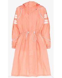 Converse X Feng Chen Wang Hooded Windbreaker - Pink