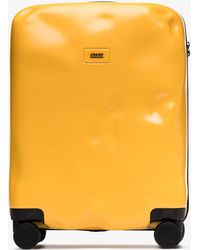 Crash Baggage Icon Rolling Cabin Suitcase - Yellow
