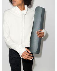 Sweaty Betty Harmonise Luxe Fleece Sweatshirt - White
