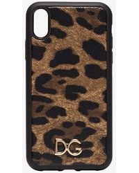 Dolce & Gabbana Pom Pom iPhone 7 cover  Browns