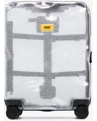 Crash Baggage Icon Small Cabin Suitcase - - Polycarbonite - Metallic