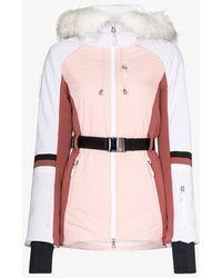 Sweaty Betty Method Softshell Snow Jacket - Pink