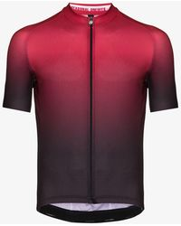 Assos Purple And Mille Gt C2 Shifter Cycling Jersey - Red