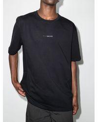 Tom Wood Audio2 Logo T-shirt - Black