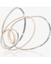 Gaelle Khouri | Trinity Diamond Ring | Lyst