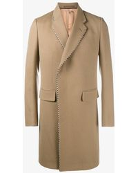 Gucci - Double Breasted Coat - Lyst