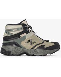 New Balance X Snow Peak Brown Tds Niobium Concept 1 Boots - Green