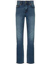 True Religion Rocco Super T Jeans - Blue