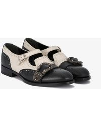 Gucci - Queercore Mary Jane Monk Shoes - Lyst