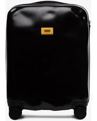 Crash Baggage Icon Rolling Cabin Suitcase - Black