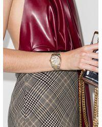 Jacquie Aiche Reworked Vintage Rolex Datejust Watch - Metallic