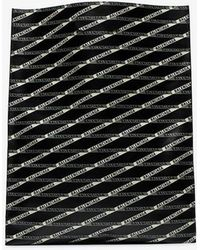 Balenciaga - Multicoloured Logo Leather Shopping Bag Tote - Lyst