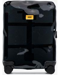Crash Baggage Icon Small Cabin Suitcase - - Polycarbonite - Black