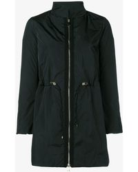 Moncler - Ladies Black Cigale Parka, Size: 0 - Lyst