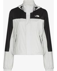 The North Face - Hydrenaline Hooded Jacket - Lyst